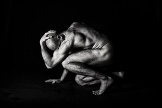 Photo by Marcus Jake. Artistic Nude Photo by Model DarrenS