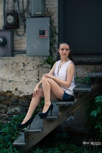 Photo by Mark Wilkens Portrait Photo by Model Ms. Amanda LePore