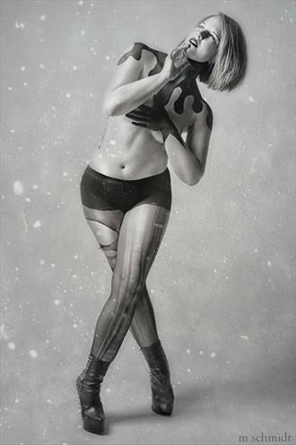 Photo by Matt Schmidt Body Painting Photo by Model Bria Nicole