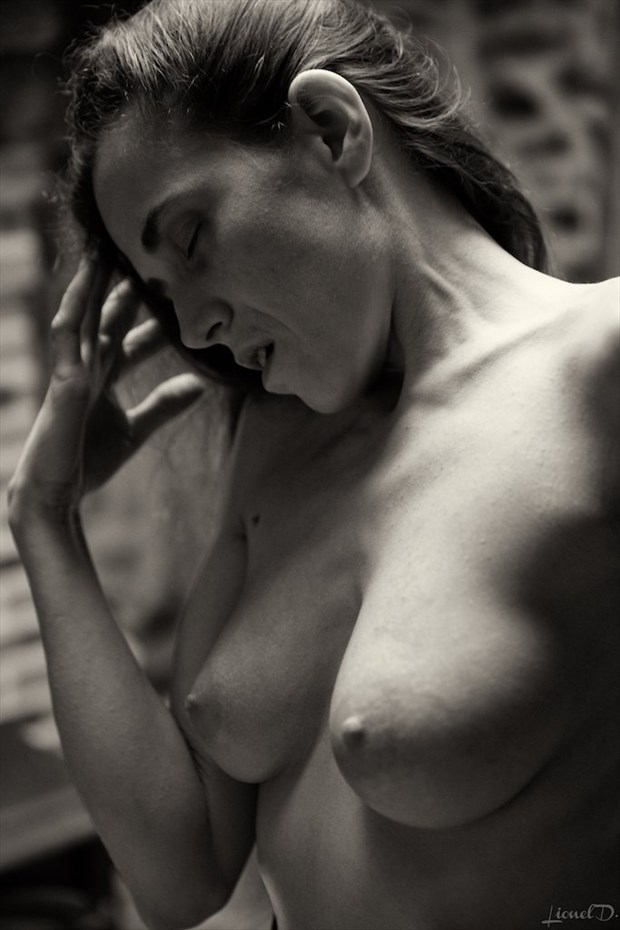 Photographe Lionel D. Artistic Nude Artwork by Artist io illy