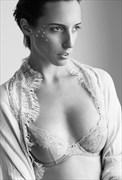 Photographer Wim Vandeweyer Lingerie Photo by Model Sarah