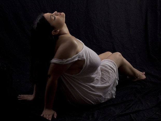 Photographer wishes to remain anonymous Sensual Photo by Model Desert Rose