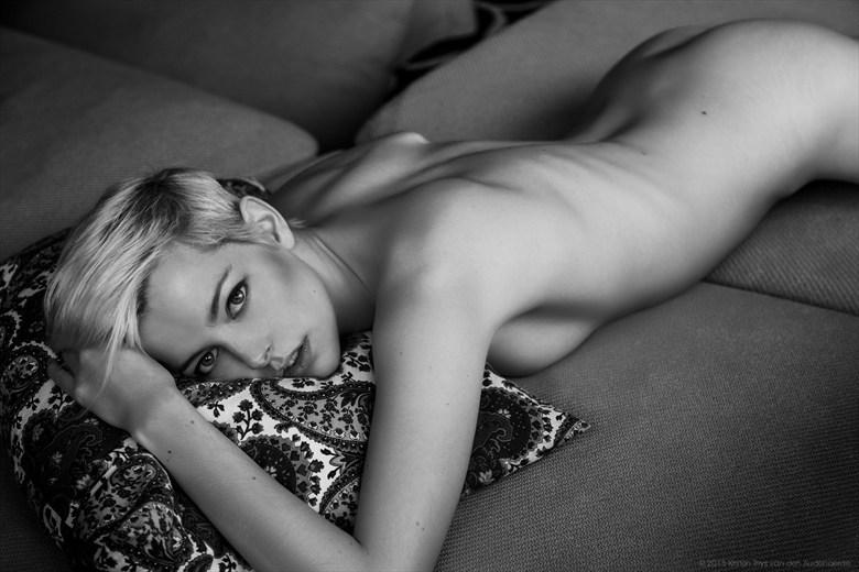 Photographer: Kirsten Thys van den Audenaerde Artistic Nude Photo by Model Riona Neve