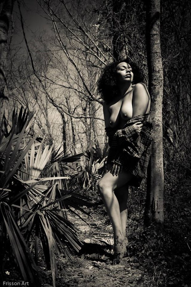 Photography by Frisson Art Artistic Nude Photo by Model Angela Ren%C3%A9 Roberts