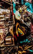 Picaso Artistic Nude Artwork by Model Befh Elle