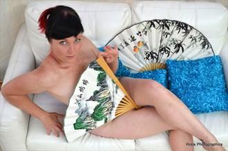 Pinup Alternative Model Photo by Model Catherine Monk