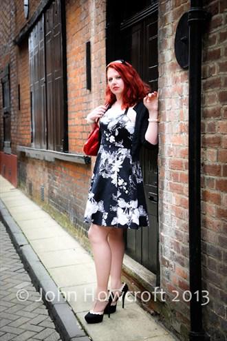 Pinup Fashion Photo by Model  Pinklilith