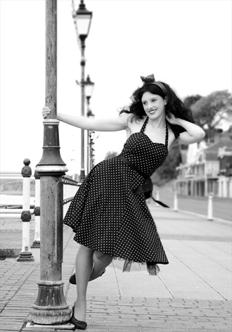 Pinup Photo by Model Becca