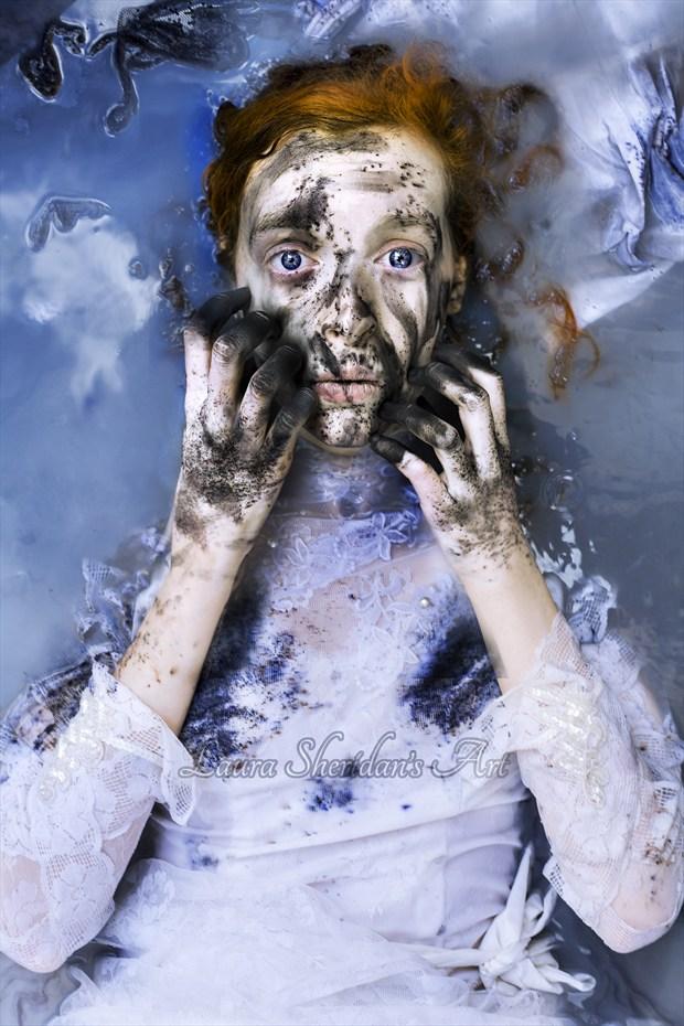 Plague Fantasy Artwork by Photographer Laura Sheridan's Art
