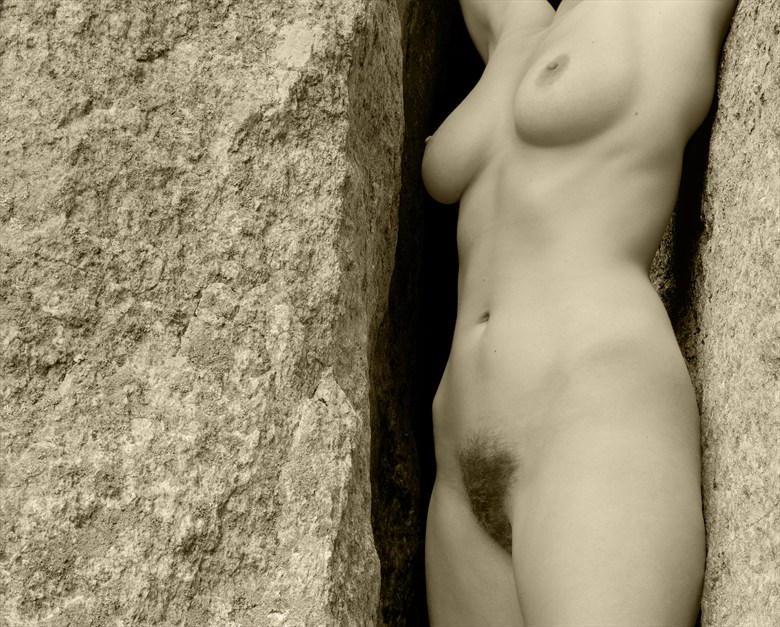 Plate 1 A Voice Within %E2%80%94 The Lake Superior Nudes Artistic Nude Photo by Photographer Craig Blacklock