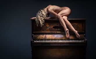 Played Artistic Nude Photo by Model Selkie