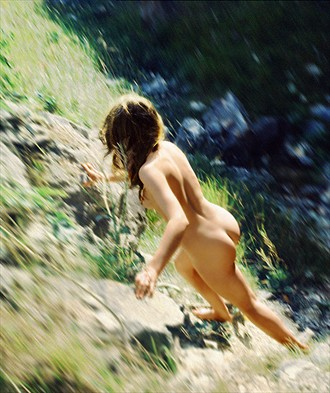Poetry in Motion Artistic Nude Photo by Photographer Jonathan Charles