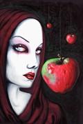 Poisoned Apple Fantasy Artwork by Artist Shayne of the Dead