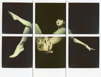 Pola Shunga Erotic Photo by Photographer Alan Marcheselli