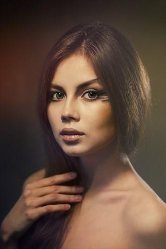 Polina Studio Lighting Photo by Photographer V. Potemkin