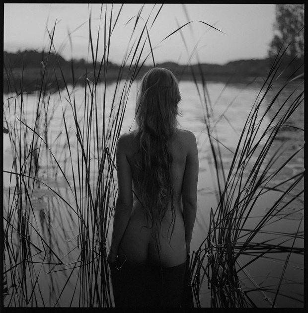 Pond of knowledge Artistic Nude Photo by Model Constantine Snow