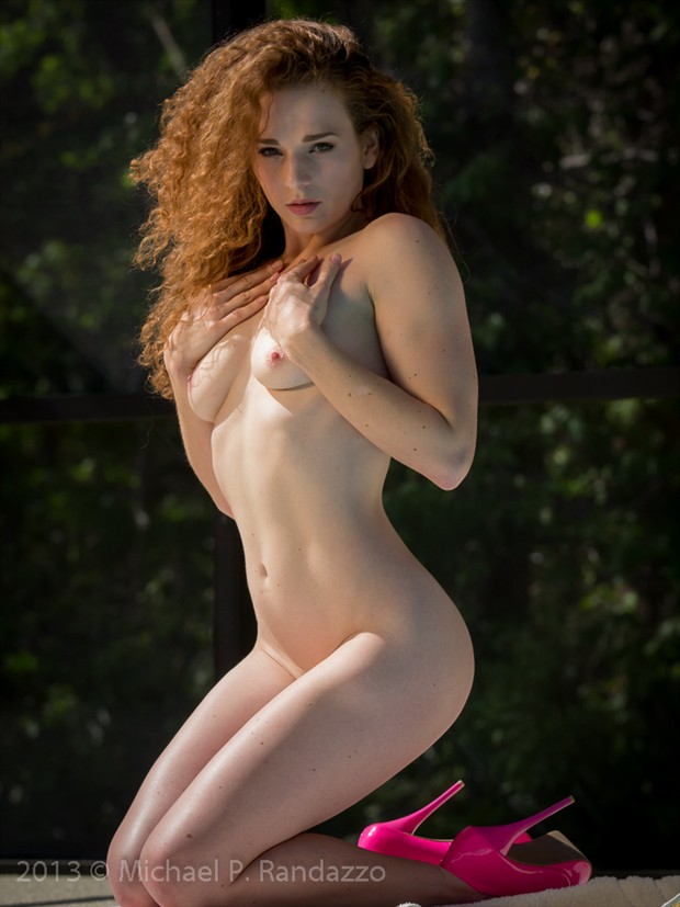 Poolside Artistic Nude Photo by Photographer PhotoGuyMike