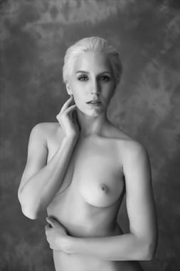 Portrait  Artistic Nude Photo by Model Jasmine Sundstr%C3%B6m