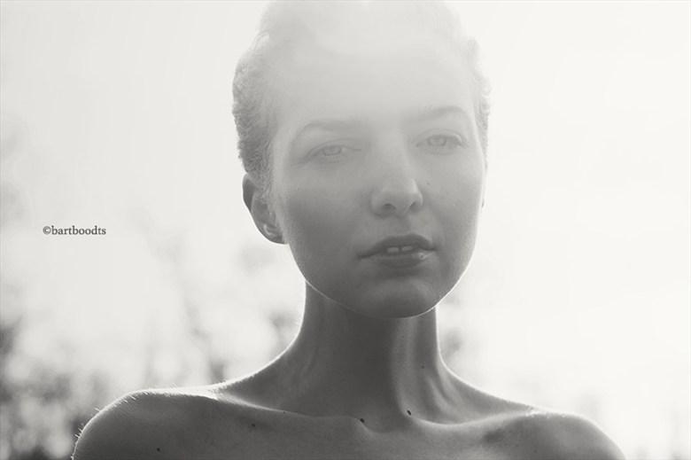 Portrait Alternative Model Artwork by Photographer Bart Boodts