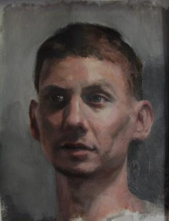 Portrait Artwork by Artist rogerrembrandt