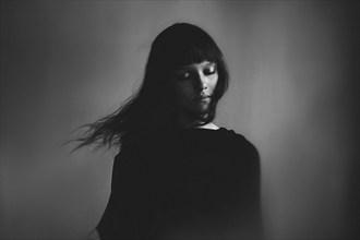 Portrait Expressive Portrait Artwork by Photographer Fernanda Ramirez