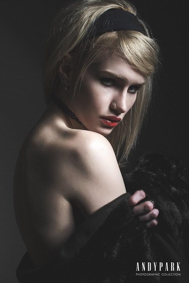 Portrait Expressive Portrait Photo by Model Amy Coco