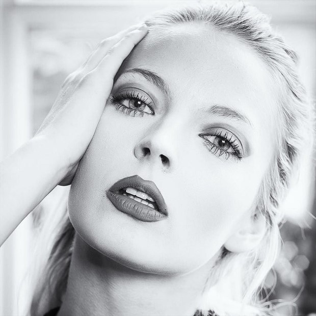 Portrait Expressive Portrait Photo by Model Natasha Oliver