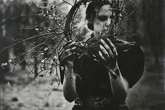 Portrait Expressive Portrait Photo by Photographer Natalia Drepina