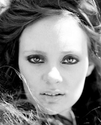 Portrait Expressive Portrait Photo by Photographer Stuart McConaghy