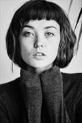 Portrait Natural Light Photo by Model Juno LTK
