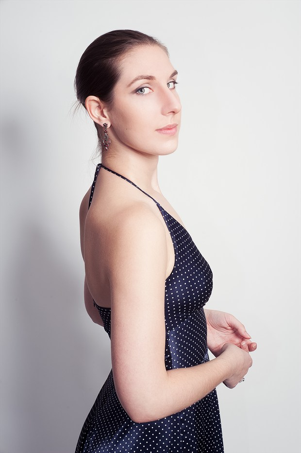 Portrait Photo by Model Aleja Na S%C3%ACtheige