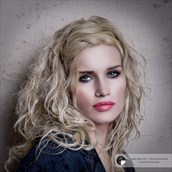 Portrait Photo by Model Amy Coco