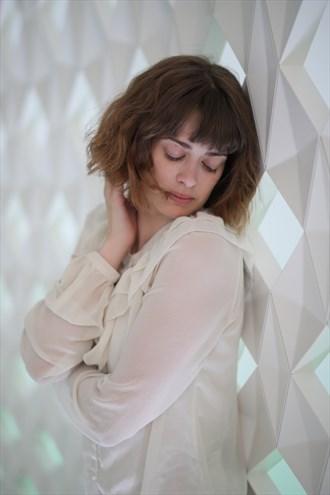 Portrait Photo by Model Charlotte Blanco