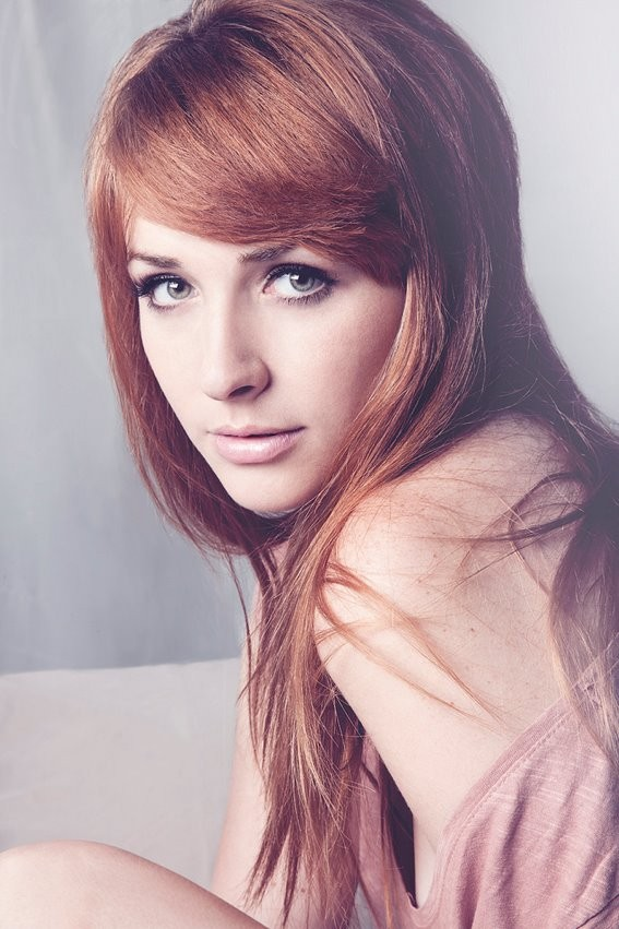 Portrait Photo by Model Dane Halo