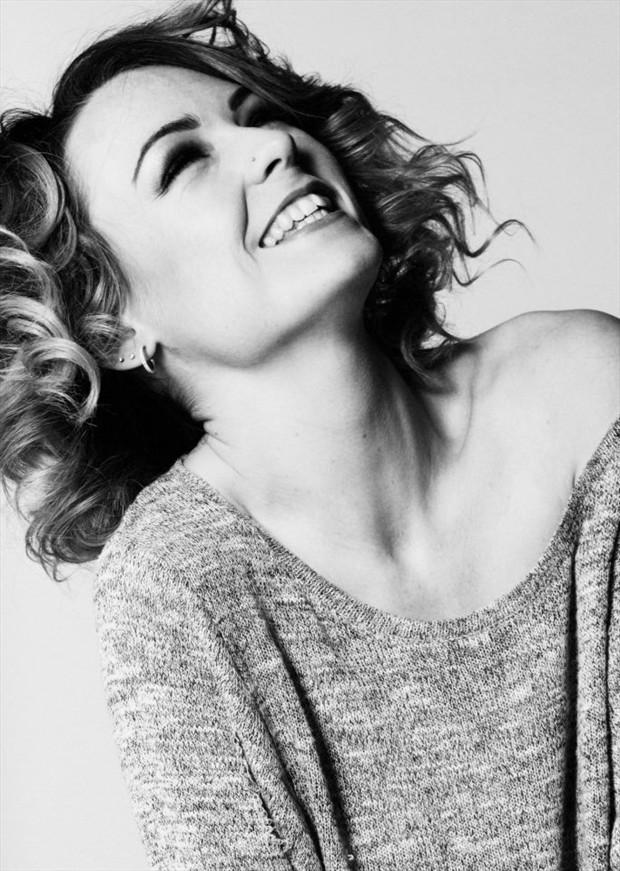 Portrait Photo by Model Jen Brook