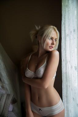 Portrait Photo by Model Nadia Ruslanova