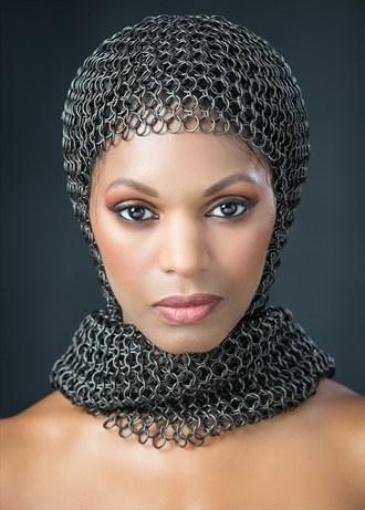 Portrait Photo by Model Natasha J Bella