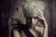 Portrait Photo by Model Riona Neve