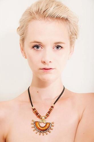 Portrait Photo by Model Rose Green