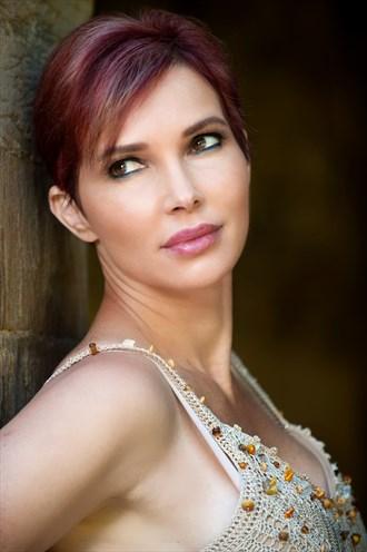 Portrait Photo by Model Tati
