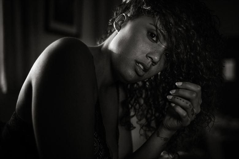 Portrait Photo by Model TigerLily