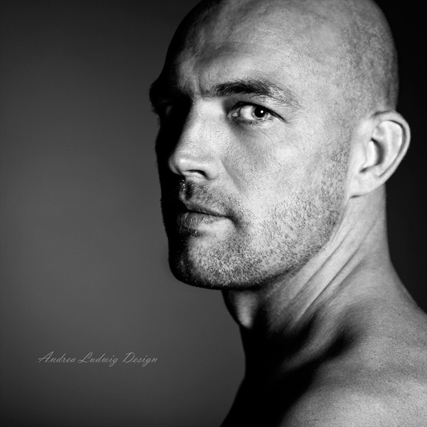 Portrait Photo by Photographer Andrea Ludwig Design