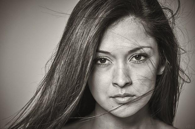 Portrait Photo by Photographer Edward Maesen