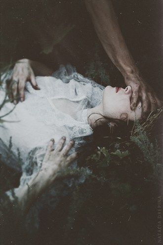 Portrait Photo by Photographer Natalia Drepina