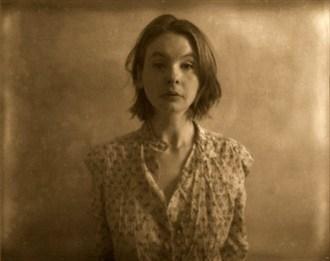 Portrait by Elegia Gothic Photo by Model Fizzy