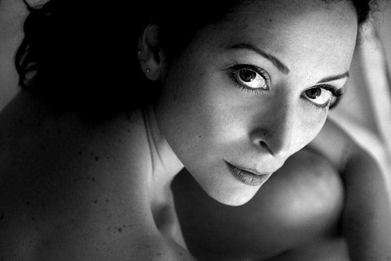 Portrait by Rodvin Davis Portrait Photo by Model Just Ana