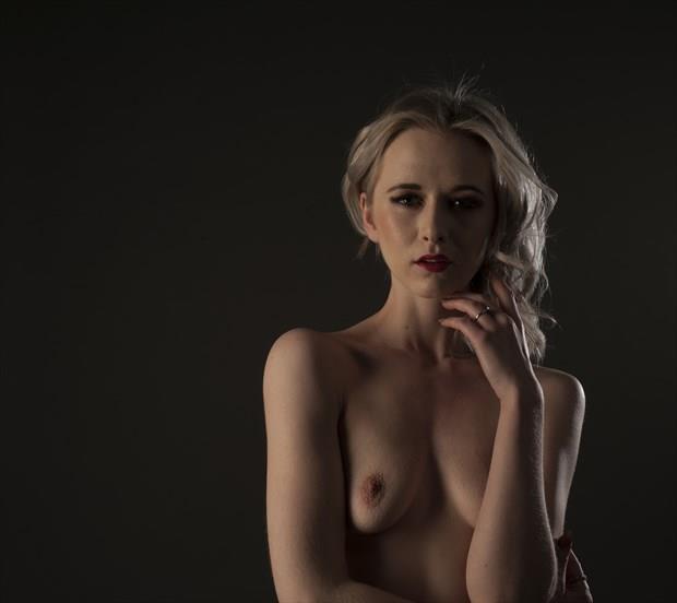 Portrait of Katie Studio Lighting Photo by Photographer Doug Ross