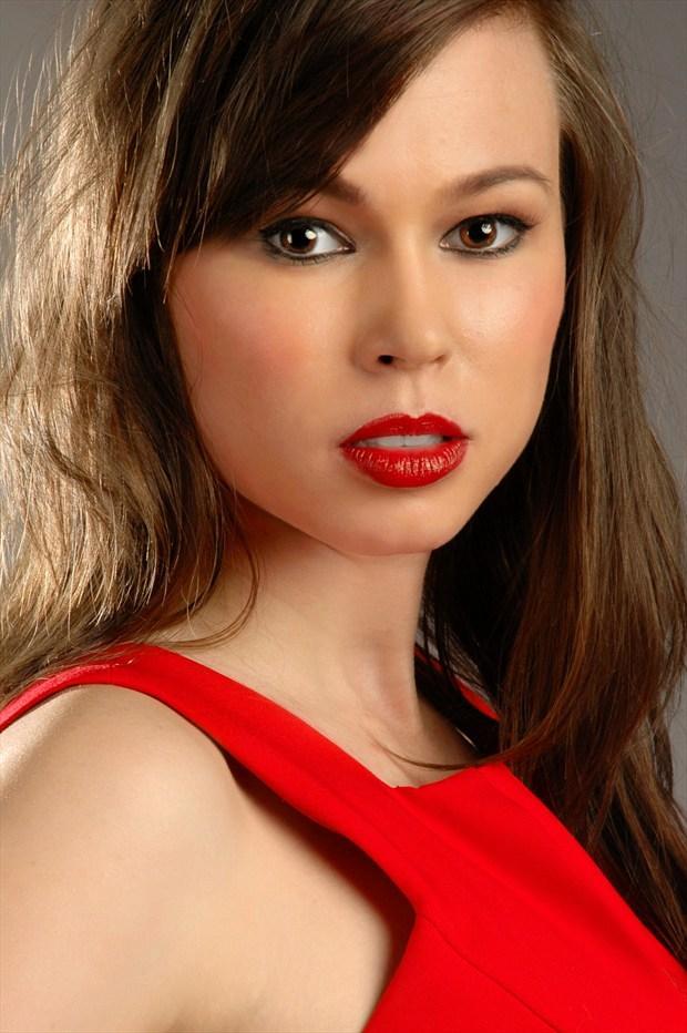 Portrait of Sharon Fashion Photo by Photographer Doug Ross