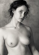 Portrait of a Classic Beauty Artistic Nude Photo by Photographer Risen Phoenix
