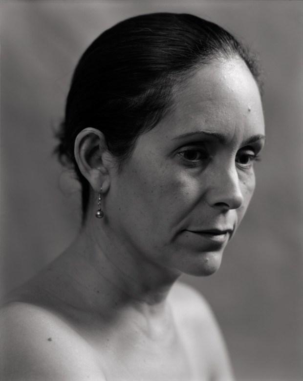 Portrait of a Woman Soft Focus Photo by Photographer Ektar